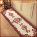 Kitchen Flower Shaped Floor Carpet, Water-Absorbing Rugs