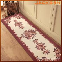 Tapis de plancher en forme de fleur de cuisine, tapis absorbants de l'eau