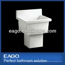 Fregadero de fregona de cerámica Eago BF2220 / ZC2220 FREGADERO