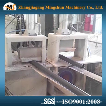 Pipa gemela del PVC que hace la máquina (MS-PVC)