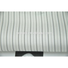 Wholesale regular stock 100% Cupro stripe lining fabric