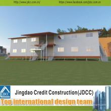Alta calidad y aula prefabricada de bajo costo