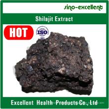 Natural ácido fúlvico Shilajit extrato em pó
