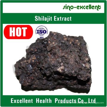 Экстракционный порошок натуральной фульвокислоты Shilajit