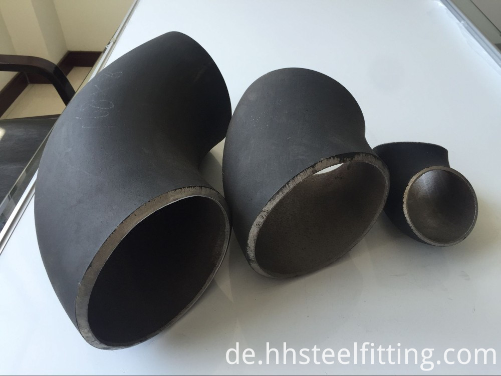 lr 15 degree carbon steel pipe elbow fitting