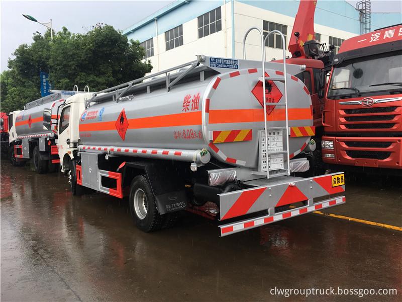 Diesel Engine Truck