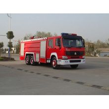 2018 Sinotruk Howo ladder fire truck for sale