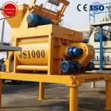 Concrete Mixer Force Action Mixing