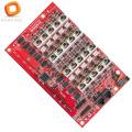 Aluminum Outdoor Lighting RGB PCB Boards LED Tube Light Circuit Board PCB Assembly Line LED PCB Manufacturer SMD LED PCBA