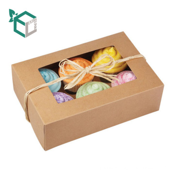 Alibaba 2017 new design FSC food grade paper made euro market cheap price cupcake boxes