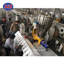 Wood Plastic Composite PVC pipe Production Line