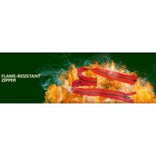 Cremallera resistente al fuego