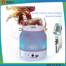 Magnetic Touchable Bluetooth Speaker with TF Slot and NFC(RYX025-5)