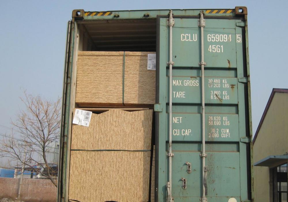 osb board loading