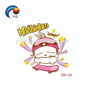 Nontoxic Kids Tattoo Sticker with lovely style for Children Decoration
