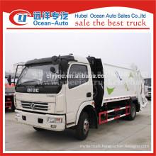 2015 new condition DFAC rubbish compactor truck for sale