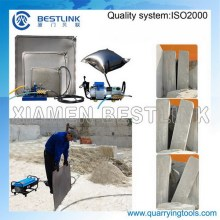 Iron Water Bag for Marble Stone Block Push Down Job