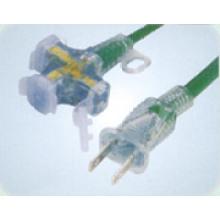 Cables de extensión PSE japonesa con 3 salidas