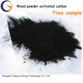 Carbono ativado em pó em pó / preço em pó ativado