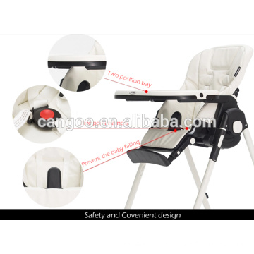 Europe stander baby high chair for restaurant for sale
