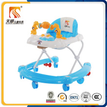 China New Model U Shape Base Bottom Baby Walker