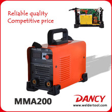 DC motor type inverter welder machine zx7-200
