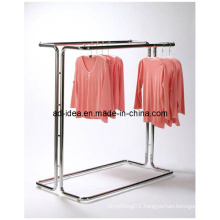 Garment Store Display Stand/Store Furniture Fitting Display