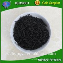 Carvão ativado especial de alta qualidade para dessulfurização e preço de desnitrificação por tonelada