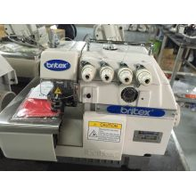 Br-747/747f 4 Thread Overlock Industrial Sewing Machine Good Price