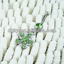 belly pircing navel belly ring body jewelry navel belly