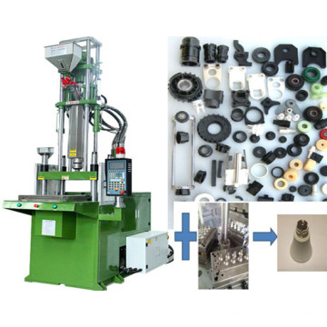 Máquina de moldagem por injeção de plástico para montagem de plástico