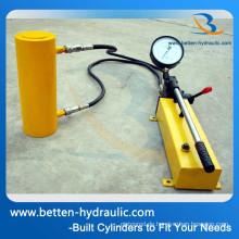 Aluminium-Flaschenheber elektrisch / manueller Hydraulik-Jack-Hersteller