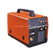 Flujo de corriente directa monofásico MIG / MAG Máquina de soldadura
