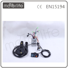 MOTORLIE 2013 PAS torque sensor system for electric pedaling bicycle