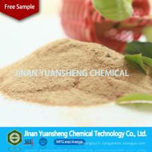 Offrez le sulfonate de naphtalène sodique de dispersant d'engrais soluble dans l'eau de pesticide / distributeur