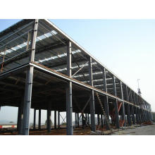 Wiskind Q235 Q345 New Style Prefabricated Steel Structure