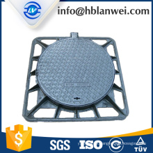 Hebei Foundry Ductile Iron Manhole Cover Well cover