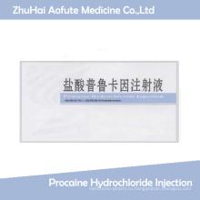 Инъекция гидрохлорида прокаина