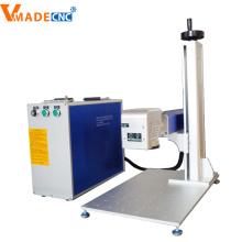 Máquina portátil de marcação a laser de fibra Mopa