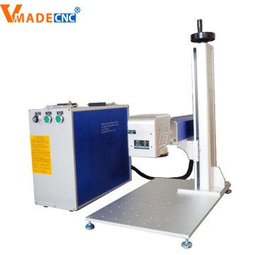 Portable Mopa Fiber Laser Marking Machine