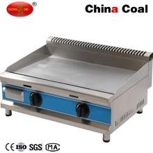 Gaststätte-Ausrüstung Gas-Hotplate-Bratpfanne