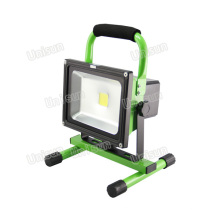 30W 120degree luz de inundación recargable del LED