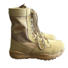 New Arrival Fashion Lace up genuine leather  boot military  shoes army  jungle shoe