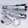 Torch Machining Aluminium Teile