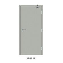 Porte ignifuge de haute qualité (WX-FPS-102)
