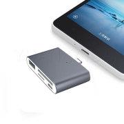 USB Type-C pembaca kad memori