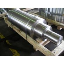 Кузнечный стальной вал (42CrMo4, C45, 304, 316, F1, F91)