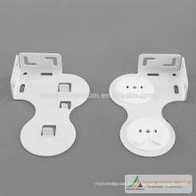 Standard series roller blind accessory wholesale with roller blind clutch and double roller blind brackets
