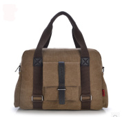 2014 new fashion young man's canvas travel bag/casual bag/leisure bag/tote bag/messenger bag/shoulder bag