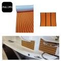EVA Boat Decking Teak Wood Flooring For Boats